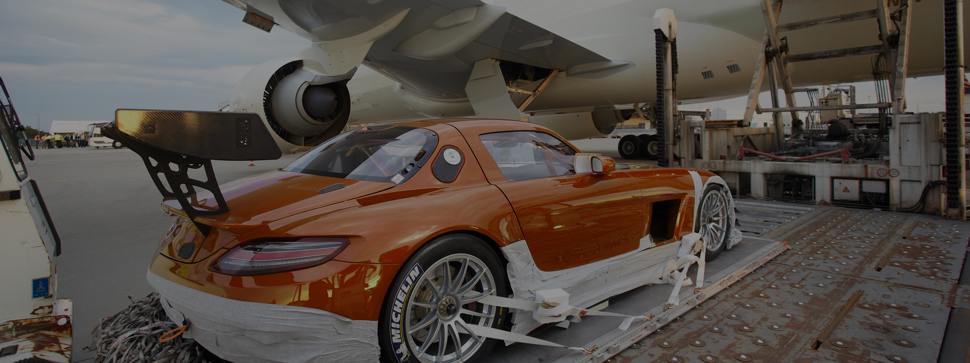 We handle all types of air cargo